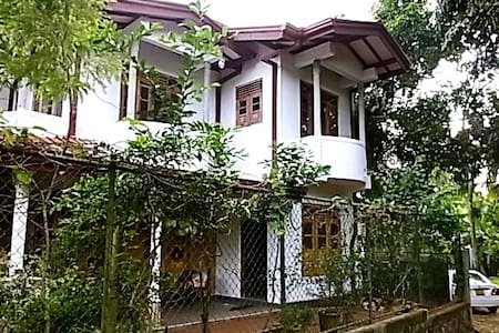 Cozy private rooms in Gampaha - Udugampola - 一軒家