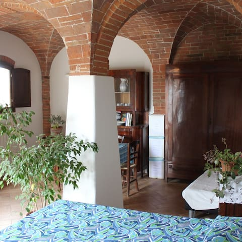 Bio B&B La Fanciullaccia - Province of Pisa - Bed & Breakfast