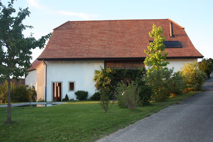 La maison dans la maison - Trey - Dům