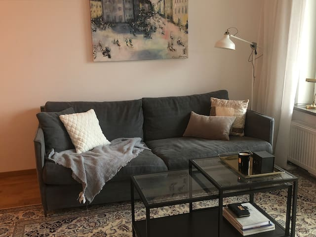 Nice and newly built apartment