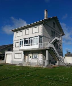 Casa de playa y montaña. Ideal familias - Barreiros - Maison