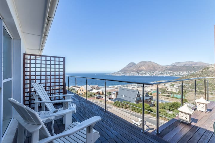 (2) Sun Sea Sleep - Simon's Town Cape Town - 2 bed