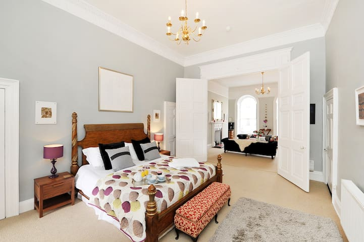 The Artpad - Central, spacious Gt Pulteney St.. - Bath