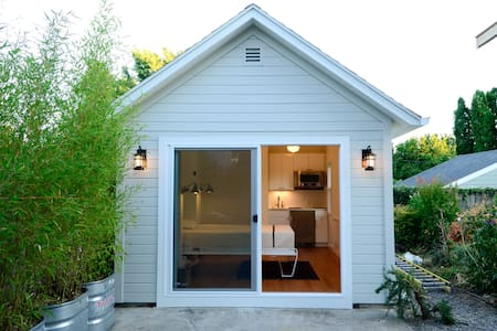 Sellwood, Detached Studio, Portland - Portland