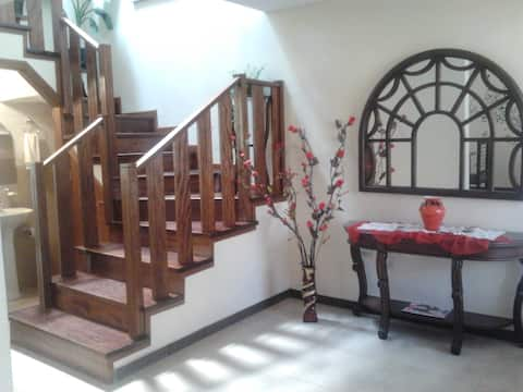 Your homestay in Cuenca-Ecuador