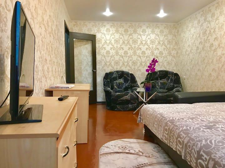 Квартира у Волги