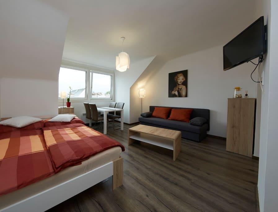 ber den d chern wiens wohnungen zur miete in wien wien sterreich. Black Bedroom Furniture Sets. Home Design Ideas