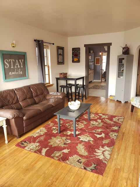 Charming one bedroom located downtown Spearfish