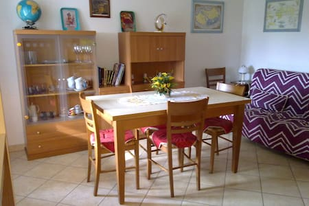 Apartment in Tuscany countryside - Lecchi - Wohnung