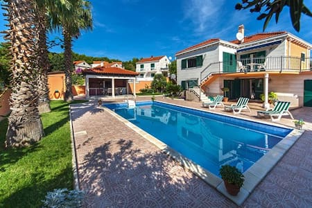 Beautiful Villa in Brac with Pool! - Makarska