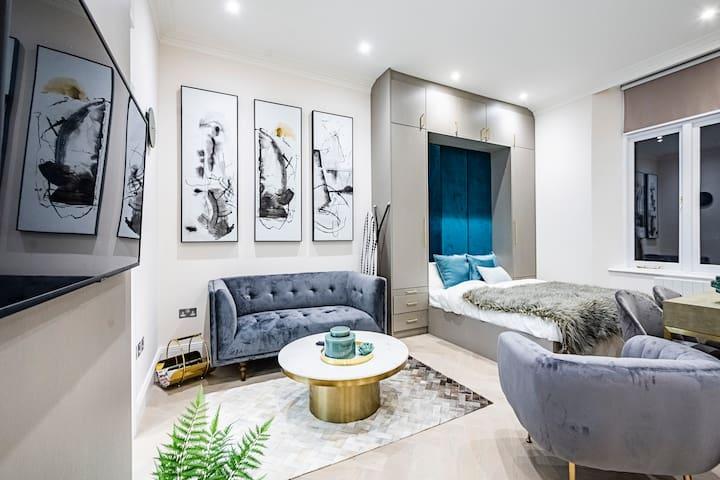 Studio  Apartment  knightsbridge kensington 5 *
