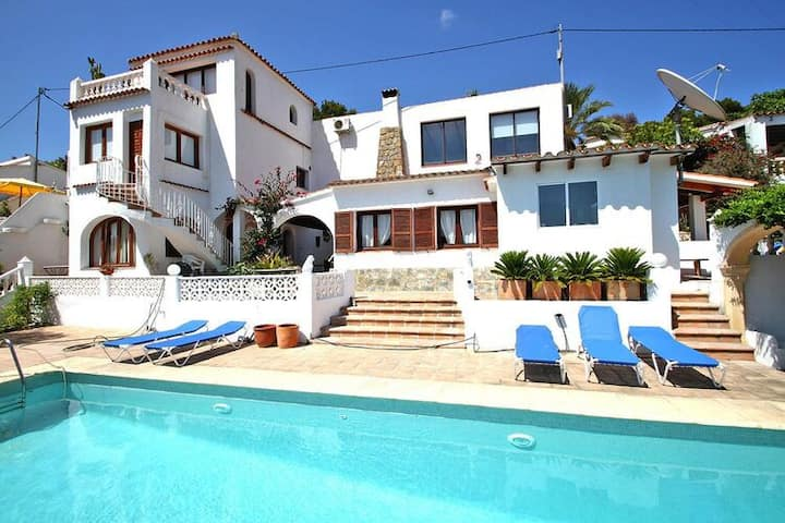 4 star holiday home in Benissa Costa