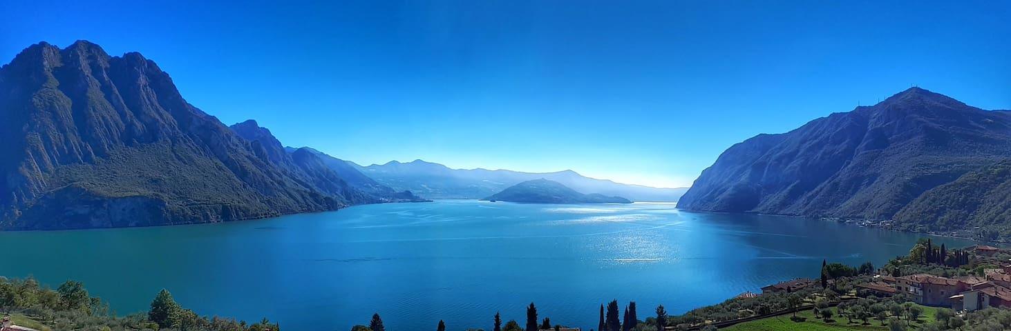 Le Viaggiatrici 2.0,Riva di Solto (Bg)-Lago d'Iseo