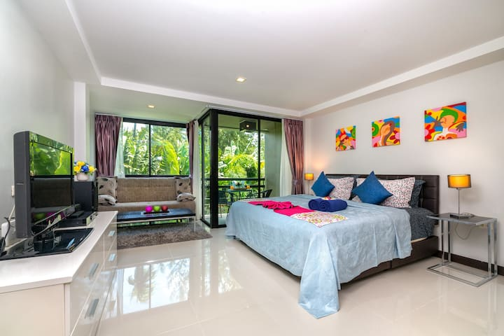 Beautiful Fully Equipped Studio @Bang Tao  - 300 m