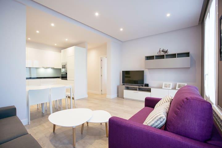 New and luxury in the city centre - Donostia - Departamento