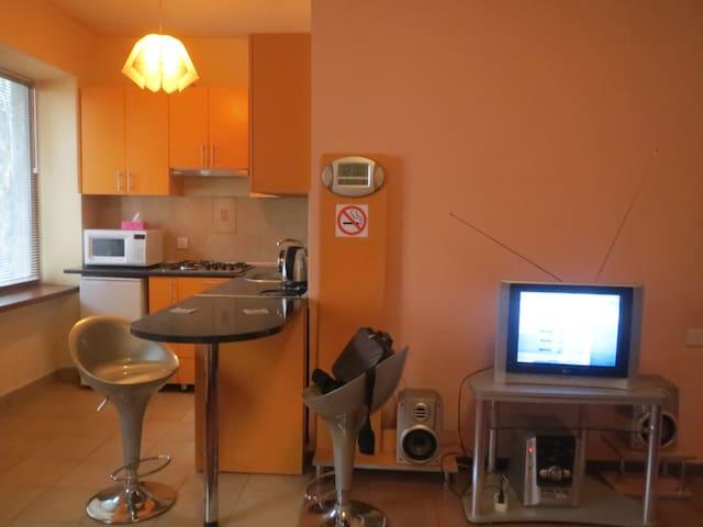 сдается 1 ком.кв., 2этаж,центр - Yerevan - Apartamento