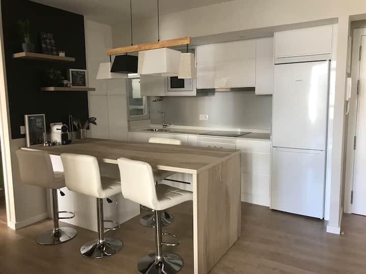 Casa Beiramar. Reforma 2018. Wifi/parking/desayuno