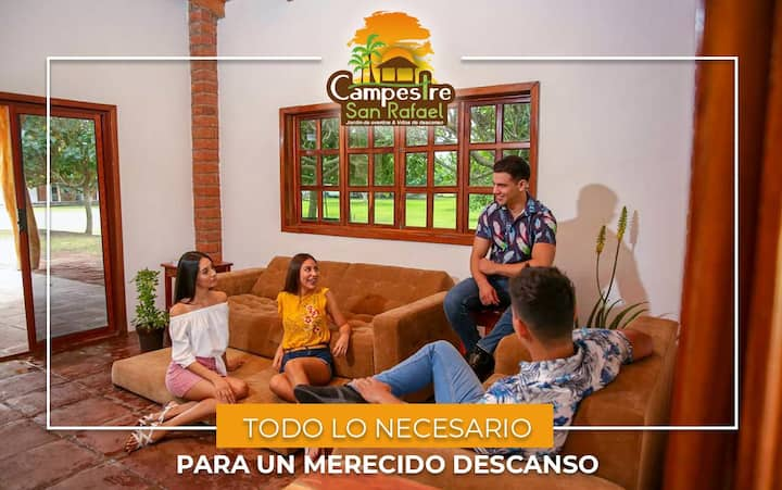 Campestre San Rafael - Small Apartment