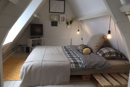 Vacation Home: Centre of Haarlem - Cabin