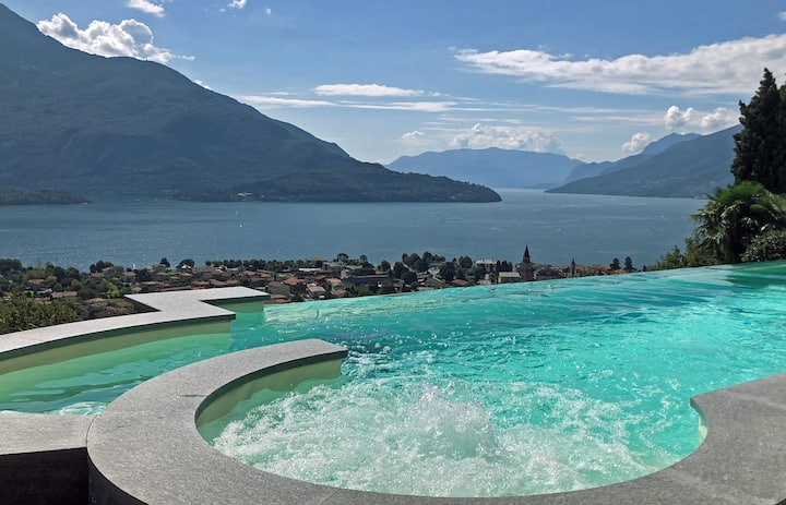 Lake Como -La Collinetta- Margherita