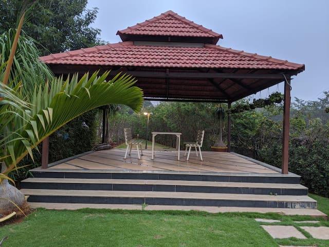 Nature's Habitat Villa