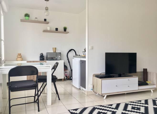 Contemporary apartment - Houilles - Apartamento