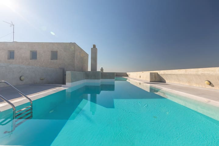 The Secret nest and the swimming pool! - Athina - Apartemen
