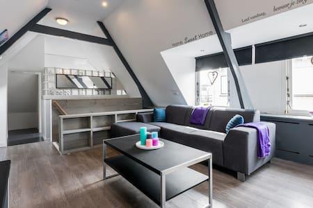 Appartementen oude bakkerij 2 70m2 - Egmond aan Zee