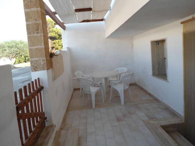 appartamento a pochi passi dalle spiagge