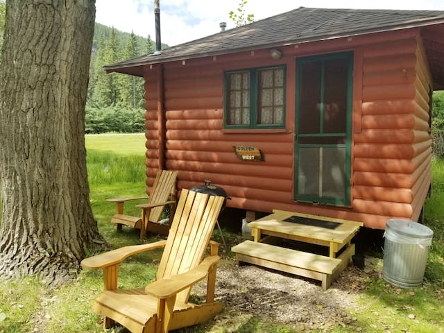 Goldenwest at Wickiup Cabins