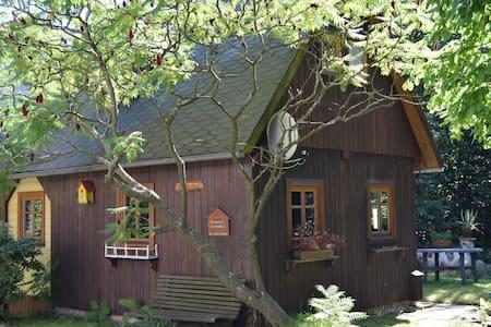 Gemütliches Ferienhaus in der schönen Oberlausitz - Pis