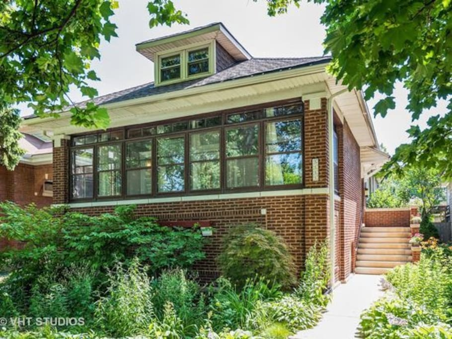 Our 1914 Chicago Bungalow