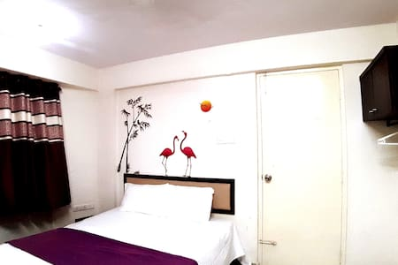 Studio Rooms with Wifi  @ Bannerghatta road