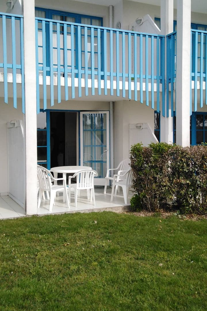 Studio tout confort (4 pers) Port bourgenay(Golf)