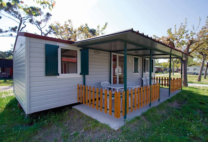 Mobile home Camping Classe for 6 persons