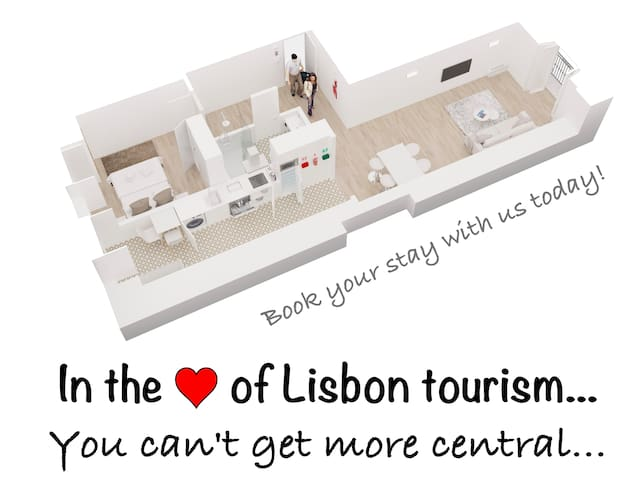 ★Central★Tourism★Shopping★Lift★River★A/C★Spacious★