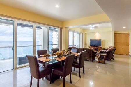 Every Room With Ocean View, Heated Pool - San Miguel de Cozumel - Wohnung