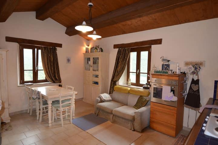 Apartamento de Época en Pennabilli cerca del Bosque