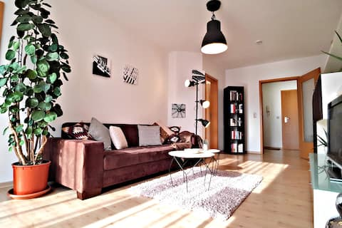 MODERN APARTMENT IN BAD SALZUNGEN | 48qm | 2-ROOMS