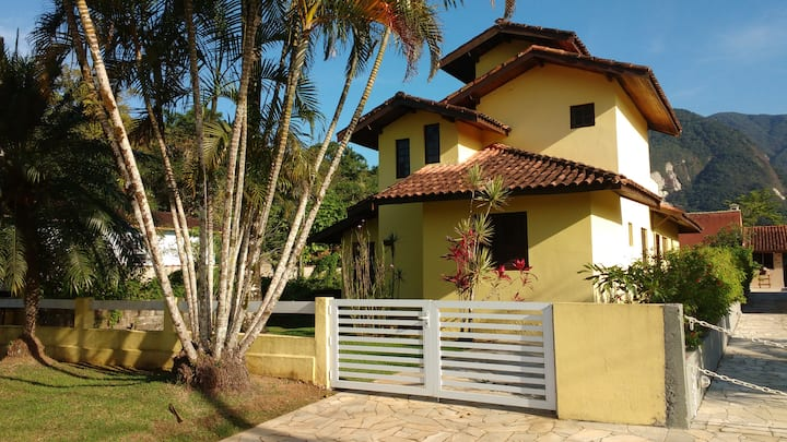 Casa no condomínio Morada da Praia em  Boraceia