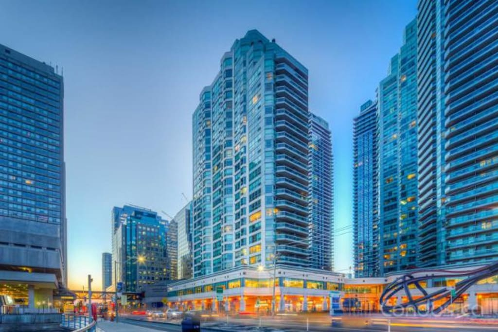 One of the most Luxury Waterfront building