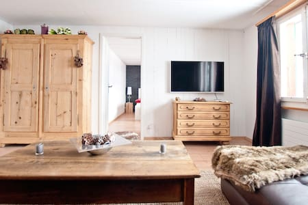 A dream for all skiers and Jungfrau tourists - Grindelwald - Apartment