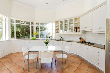 Character Family Home  - 5 bed, 2 bath - Dulwich - Casa