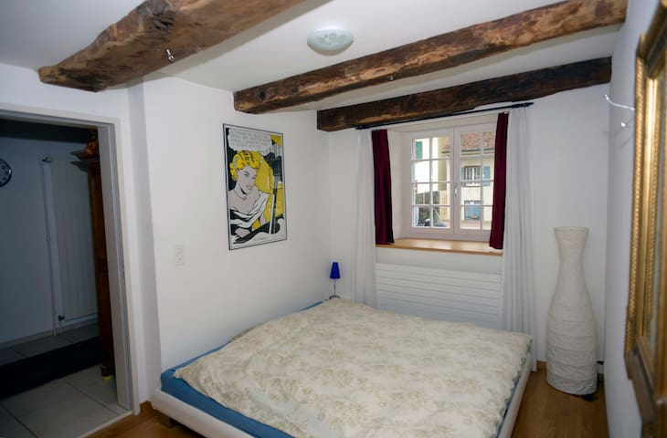 Nice room in the suburbs of Basel - Pratteln - Daire