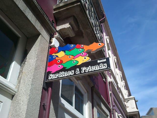 Hostel Sardines & Friends 13050/AL