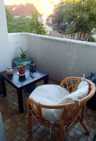 A comfortable room near to the city center