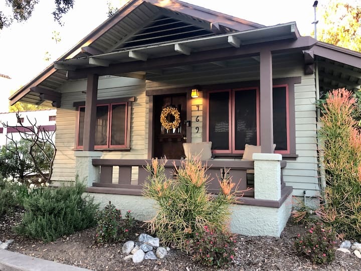 Charming Pasadena Craftsman Home