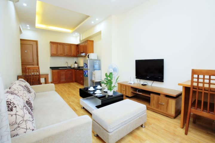 Apartment Hanoi⭐️Quiet/Internet100MB @CityHomes