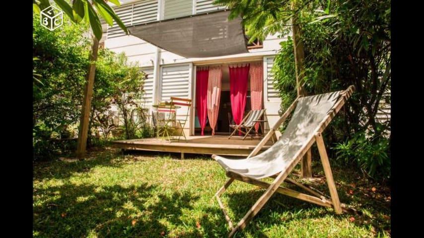 Loti Cosy Trou d'Eau - La Saline-Les-Bains - Apartamento
