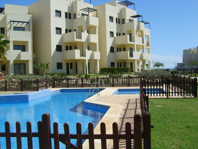 2 bedroom flat, Corvera Golf Club